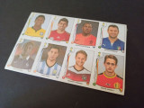 Set complet de 71 update stickere sigilate Panini World Cup 2014
