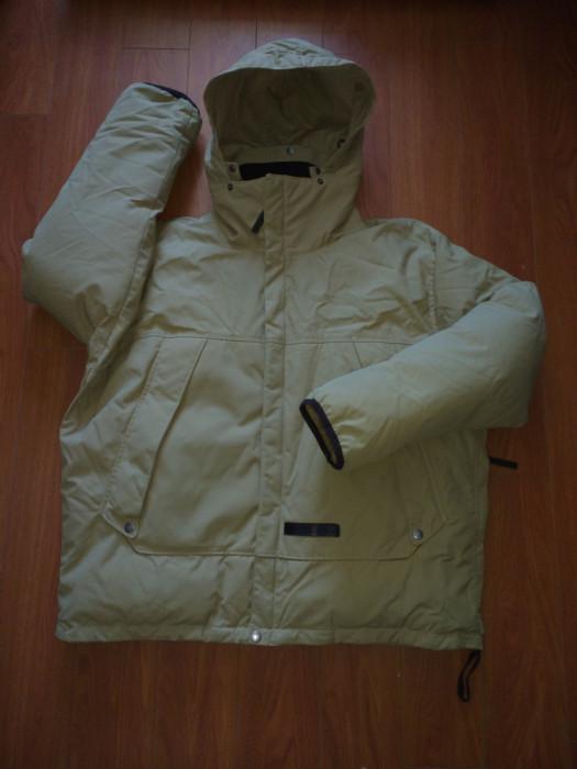 Geaca Polo Ralph Lauren groasă cu puf mărimea XL