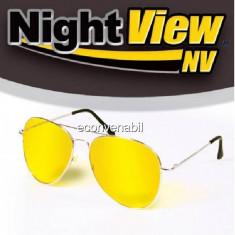 Ochelari de noapte pentru Soferi Night View