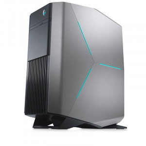 Sistem desktop Alienware Aurora R8 Intel Core i7-9700K 64GB DDR4 1TB HDD 1TB SSD nVidia GeForce RTX 2080 Ti OC 11GB Windows 10 Pro 3Yr NBD Black