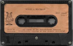 Caseta ,Ionela Prodan – Ionela Prodan manele