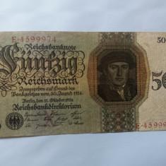 GERMANIA 50 Reichsmark MARCI  1924-Rar