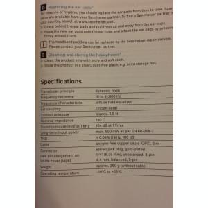 Căști Sennheiser HD 660S