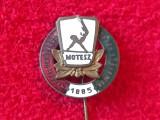 Insigna veche sportiva - Federatia de Gimnastica din Ungaria