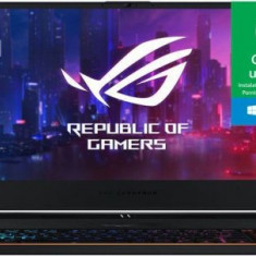Laptop Gaming Asus ROG Zephyrus S GX531GXR-AZ065T (Procesor Intel® Core™ i7-9750H (12M Cache, up to 4.50 GHz), Coffee Lake, 15.6inch FHD, 16GB, 1TB SS