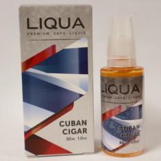 Cuban Cigar Liqua 30 ml