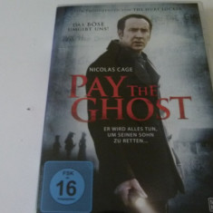 pay the chost -dvd