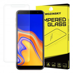 Folie Sticla Samsung Galaxy J4 Plus 2018 - Tempered Glass