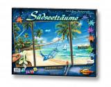 Kit 3 tablouri pictura pe numere Schipper - Pe plaja, Simba