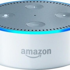 Boxa portabila Amazon Echo Dot 2nd gen, alb