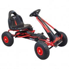Kart cu pedale Baby Mix GA815 rosu