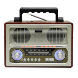 Radio portabil Kemai MD-1800BT, 6 W, intrare AUX, MP3 player
