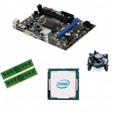 KIT Placa de baza (SHD) MSI H61M-P31(G3) + Intel Core i3-3220 + 8GB DDR3 1600Mhz