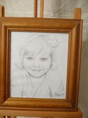 Desen-Fetita-Tia Peltz foto