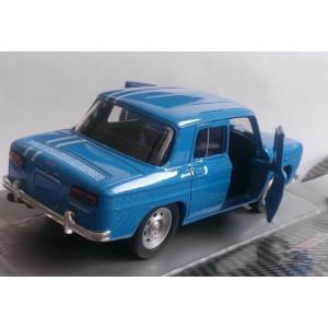 Macheta Renault 8 Gordini (Dacia 1100) - Welly 1/36