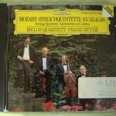 MOZART - Streichquintette - C D Original ca NOU