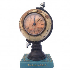 Pusculita - glob pamantesc cu ceas 3x26 cm