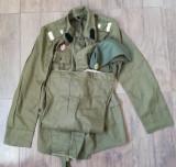 Sergent Tancuri RSR Uniformă militara de Vara perioada comunista marimea 48