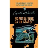 Moartea vine ca un sfarsit, Agatha Christie