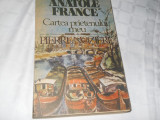 CARTEA PRIETENULUI MEU. PIERRE NOZIERE - ANATOLE FRANCE,CARTE NOUA,1988