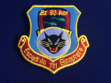Efecte militare - Emblemă militară textilă - Patch - Escadrila 731 Elicoptere