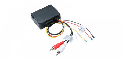 Adaptor Fibra Optica pentru Amplificator Audio BMW foto