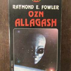 Ozn Allagash - Raymond E. Fowler