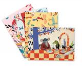 Atelier de pictura pentru copii , culori guase, Sachas Garden Djeco