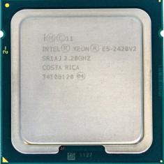 Procesor server Intel Xeon 6 CORE E5-2420 v2 2.2GHz LGA1356