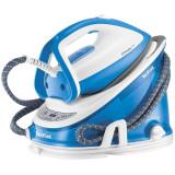 Statie de calcat GV6761E0 Effectis Easy Plus, 2200W, 260 g/min, 100 g/min, 5 bar, talpa Durilium, reglaj automat, 1.4 l, functie ECO, albastru, 2200, Tefal