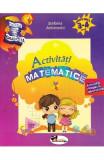 Activitati matematice 3-4 ani - Stefania Antonovici