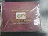Album filatelic 2012 Crestinatatea si heraldica