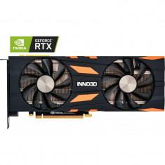 Placa video INNO3D nVidia GeForce RTX 2080 Ti X2 OC 11GB GDDR6 352bit