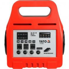 Redresor auto Yato YT-8301, 6/12V, 8A, 5-200Ah Mania Tools