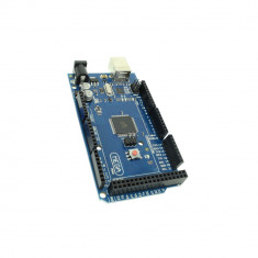MEGA 2560 R3 (ATmega2560 + ATmega16u2) - Placa de Dezvoltare Compatibila cu Arduino