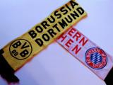 Fular fotbal BORUSSIA DORTMUND - BAYERN MUNCHEN (04.05.2013)
