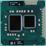Procesor laptop second hand Intel Core i5-520M 2.4Ghz 3MB Cache