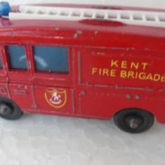 bnk jc Matchbox 57c Land Rover Fire Truck
