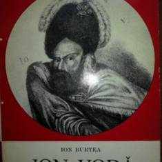 Ion Voda- Ion Burtea