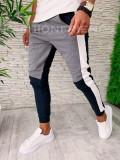 Pantaloni pentru barbati - slimfit - de trening - LICHIDARE STOC - A5184