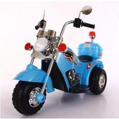 Motocicleta electrica pentru copii 995 6V - Albastru