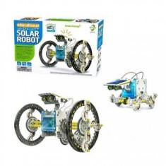 14 in 1 Educational Kit Solar Robot