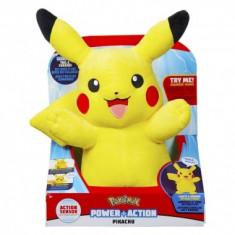 Pokémon, Pikachu Plus cu sunete si lumini 25 cm