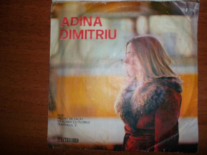 Adina Dimitriu / dor