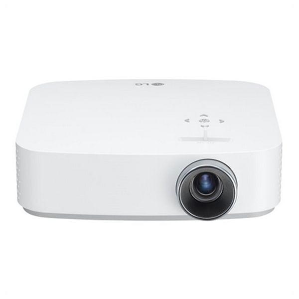 Proiector LG PF50KS FHD RGB LED Miracast Bluetooth Alb