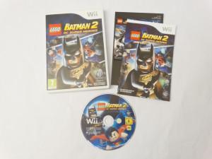 Joc Nintendo Wii - LEGO Batman 2 DC Super Heroes
