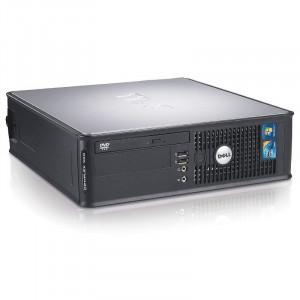 GARANTIE! Calculator Dell Optiplex 380 SFF Q9550 4GB DDR3 250GB Asus 1GB GDDR3