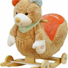 Balansoar copii ursuleti cu roti, I'm Toy