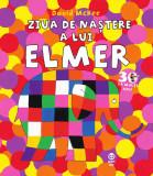 Ziua de nastere a lui Elmer, David Mckee