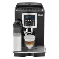 Espressor automat DeLonghi ECAM 23.460, 1450 W, 15 bar, 1.8 l, 2 duze, rasnita silentioasa integrata, LCD, Negru